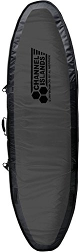 Channel Islands Surfboards Cx4 Quad Surfboard Bag, Charcoal, 7'6