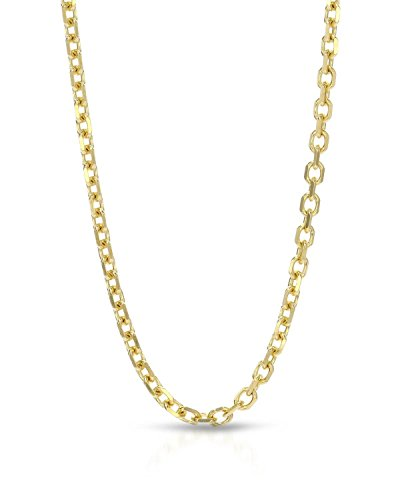 MCS Jewelry Yellow Necklace Length product image