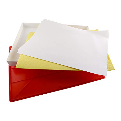 Wet Palette - Masterson Sta-Wet Premier Palette airtight box