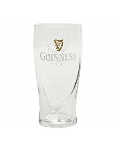 Guinness Gravity Pint Glass (1 Pack) (Guinness Pint)
