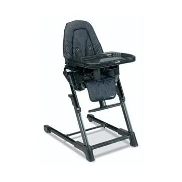 Combi High Chair, Black