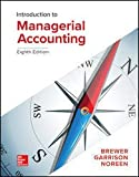 img - for GEN COMBO LOOSELEAF INTRODUCTION TO MANAGERIAL ACCOUNTING; CONNECT AC book / textbook / text book
