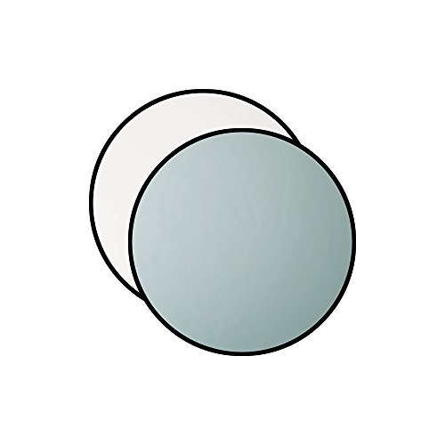 Westcott 315 30 inch 2-in-1 Reflector - Silver/White