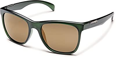 Suncloud Doubletake Polarized Sunglass with Polycarbonate Lens