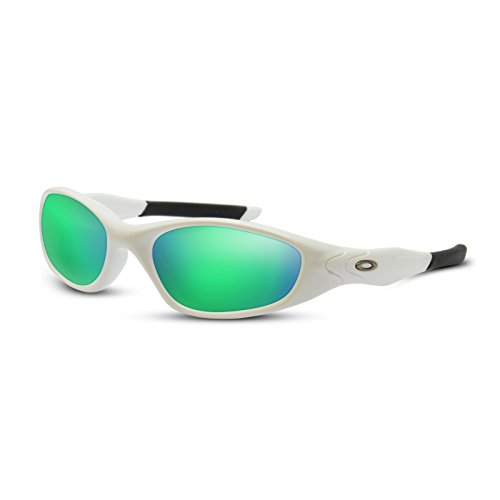 Metallic Emerald Green Replacement Lenses for Oakley Minute - Minutes 60 Sunglasses
