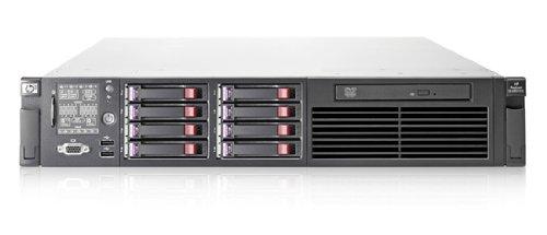 HP Proliant DL380 G6 Two Quad Core E5540 2.53GHz 24GB RAM P410i 2X72GB