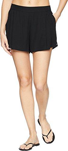 CARVE Designs Women's Gabriela Shorts Black Large 3 by CARVE
