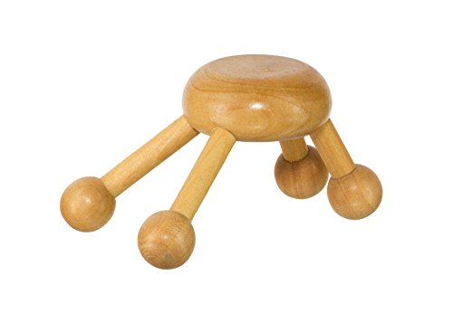 Wooden Back Massager - 1