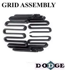 in Grid Coupling Grid T31 and T35 4.94 T10 1050 Cplg Size in 5.81 in OD T20 Steel Material 5.09