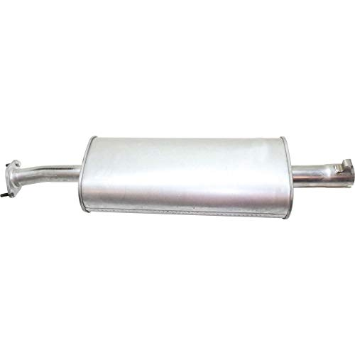 Evan Fischer RF96110001 Muffler for Tribute 05-06 / Ford Escape/Mariner 05-08 Center Aluminized Steel 2.3L DOHC Eng.