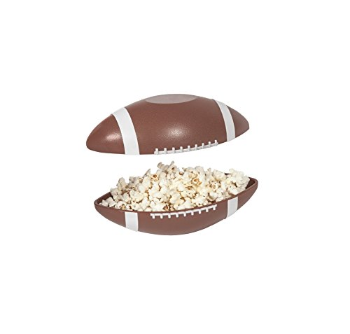 Thumbsup UK, Food Bowl, Football, Set of 2
