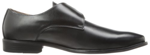 RW by Robert Wayne Mens Post Slip-On Loafer Black u3VghU