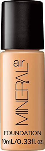 Mineral Air Four-in-One Foundation for Mineral Air Mist Device-Color, 10 ml, Travel Size - Medium