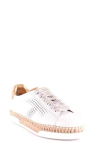 Femme Baskets Cuir Blanc Tod's Mcbi293264o FSwCOxdq