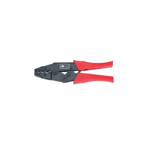 Parts Express Pro Crimp Tool For Non-Insulated Terminals 8-2 AWG (Terminal Part)