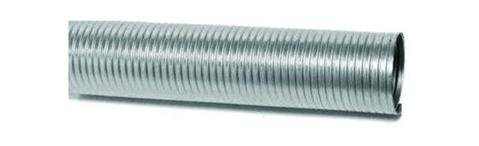 F247761S FLEXIBLE TUBING 25 F.T. COILS 5'' I.D. STAINLESS STEEL 25 F.T. ROLL 5-9/32 O.D.
