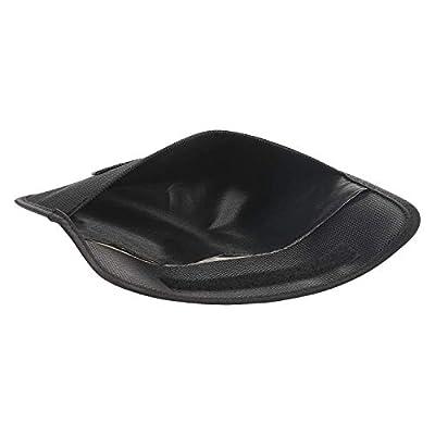 Premium Faraday Cage, Syscudo Faraday Bag Car Key Protector - RFID Signal Blocking, Anti-Theft Pouch, Anti-Hacking Case Blocker for Key Fob (Black): Car Electronics