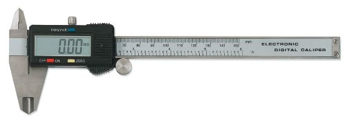 KD Tools GearWrench 3756D 6-Inch Digital Caliper, Large S...