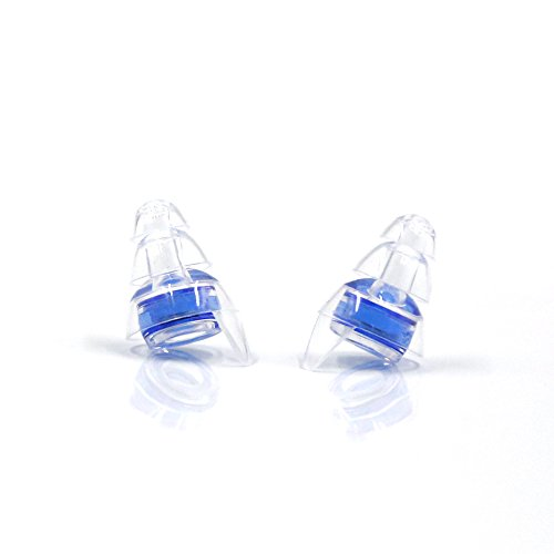 JS Silicone Molded Ear Plugs by JS