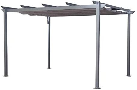 Naterial Niagara - Cenador de Aluminio: Amazon.es: Jardín