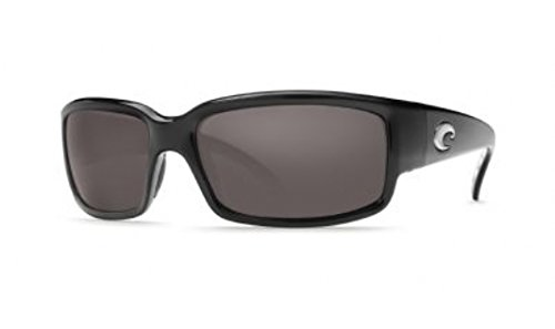 Costa Del Mar Caballito Sunglasses - Black Frames - Gray COSTA 580P - Frames Costa Optical
