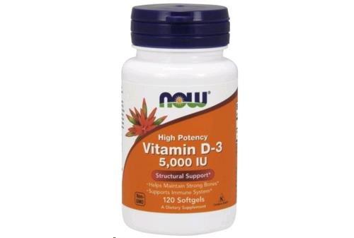 Vitamin D 3 000 120 Softgels