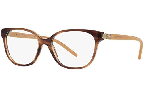 Eyeglasses Bvlgari BV 4105 5240 STRIPED - Eyeglasses Bvlgari