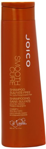 Joico Smooth Cure Sulfate Free Shampoo, 10.1 Fluid Ounce