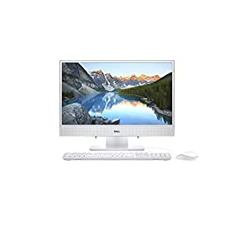 Dell Inspiron 24 FHD IPS Anti-Glare LED-Backlit Dispaly All-in-One Desktop, 7th Generation AMD A9-9425 Processor, 8GB…