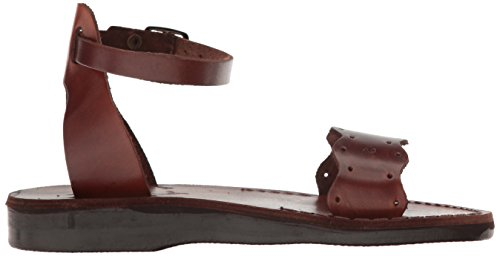 Dinah Jerusalem Sandals Jerusalem Sandals Brown Women's wxB5Ig