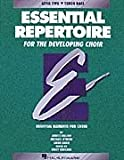 Essential Repertoire for the Developing Choir - Level 2 Tenor Bass, Teacher
