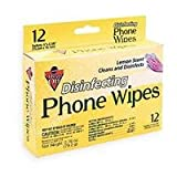 Falcon Disinfecting Phone and office Wipes, 12 ct. (DCPW), Office Central