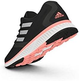 adidas Edge RC W, Zapatillas de Running para Mujer, Negro (Core Black/Silver Met./Chalk Coral S18), 45 1/3 EU: Amazon.es: Zapatos y complementos