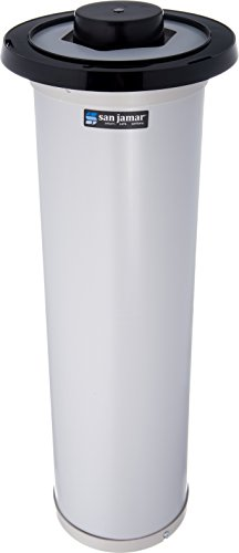 - Large Deli Cup EZ-Fit Dispenser uses a self-adjusting gasket to handle large paper, plastic and foam bowls and containers used for soups and salads