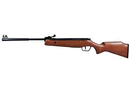 (Stoeger Hardwood Monte Carlo-Style Stock with Fiber- Optic Sights)