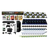 XBOX 360 Kinect + DDR Energy for 12 (PAC)