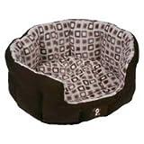 Multipet Havia Retro 18-Inch Dog Bed, My Pet Supplies