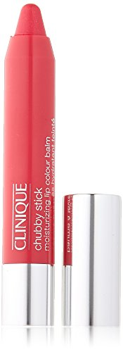 Lip Clinique Lacquer (Clinique Chubby Stick, No. 17 Plumped Up Pink, 0.10 Ounce)