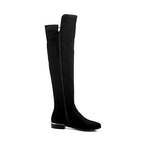 Abl11938 Sandales 5 36 Noir Compensées Femme Balamasa Noir vSZn5q6dqw