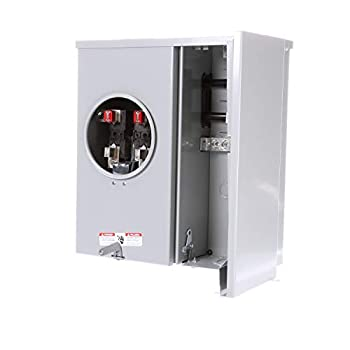 Image of Home Improvements Siemens MM0202B1200 200-Amp Meter Main Combination
