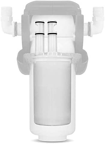 EcoPure EPWHE No Mess Whole Home Water Filtration System NSF Certified Built in the USA New Innovation Designed to Last
