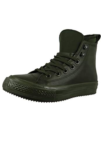 Leather Mens Utitlity Converse verde Green All Boots Star ciao Ct Wp U56Zw6q