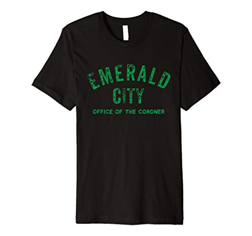 Oz's Emerald City Office of the Coroner, dancing