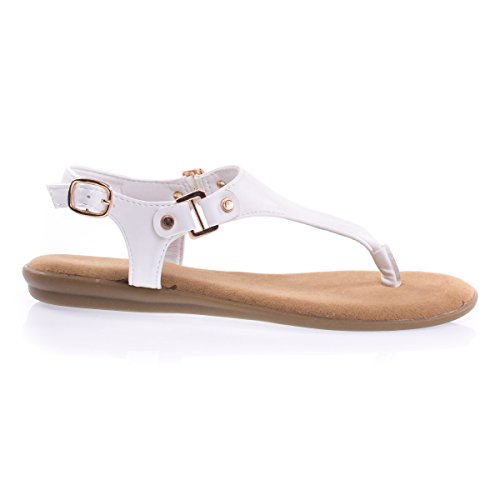 Comfortable Padded Sandal Triangle Buckle product image