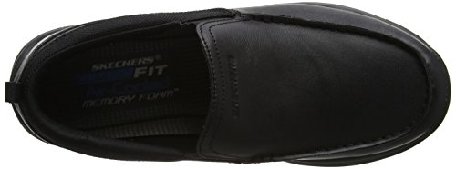 Skechers 65197 Mens Superior 2.0 - Jeveno Slip-On Black 0CELb