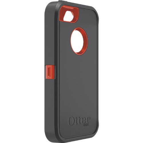 OtterBox Defender Series Case for iPhone 5 - Frustration-Free Packaging - Bolt