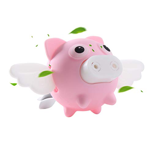 (32gagwwc Cartoon Flying Pig Car Air Outlet Freshener Perfume Aroma Clip Diffuser Decor Aromatherapy Oil Diffuser Car freshener - 1.57