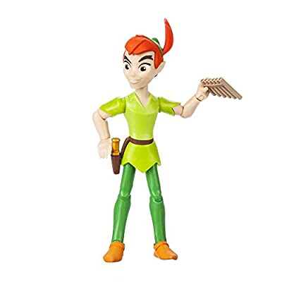 Disney Peter Pan Action Figure by Toybox: Toys & Games