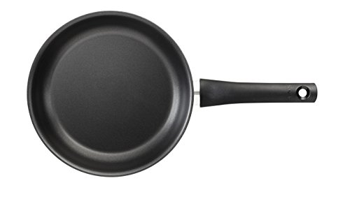 "Brund Dura Fry Stainless Steel Fry Pan, 9.5"""