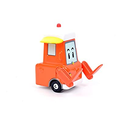 Robocar Poli Diecast (Die-cast toy - Non-Transforming) Lifty: Toys & Games